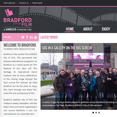 Bradford City of Film